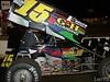 the second place car of Sam Hafertepe jr