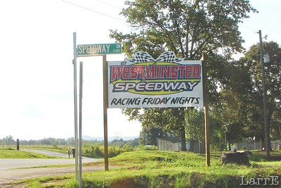 take Speedway drive off of Coffee Rd