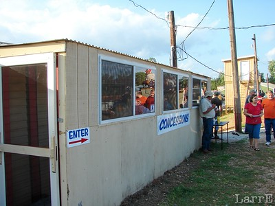 new concession stand