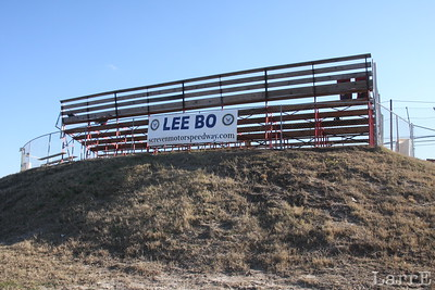 Screven has a Leebo grandstand. Lee was a great race fan, known and loved by many of us