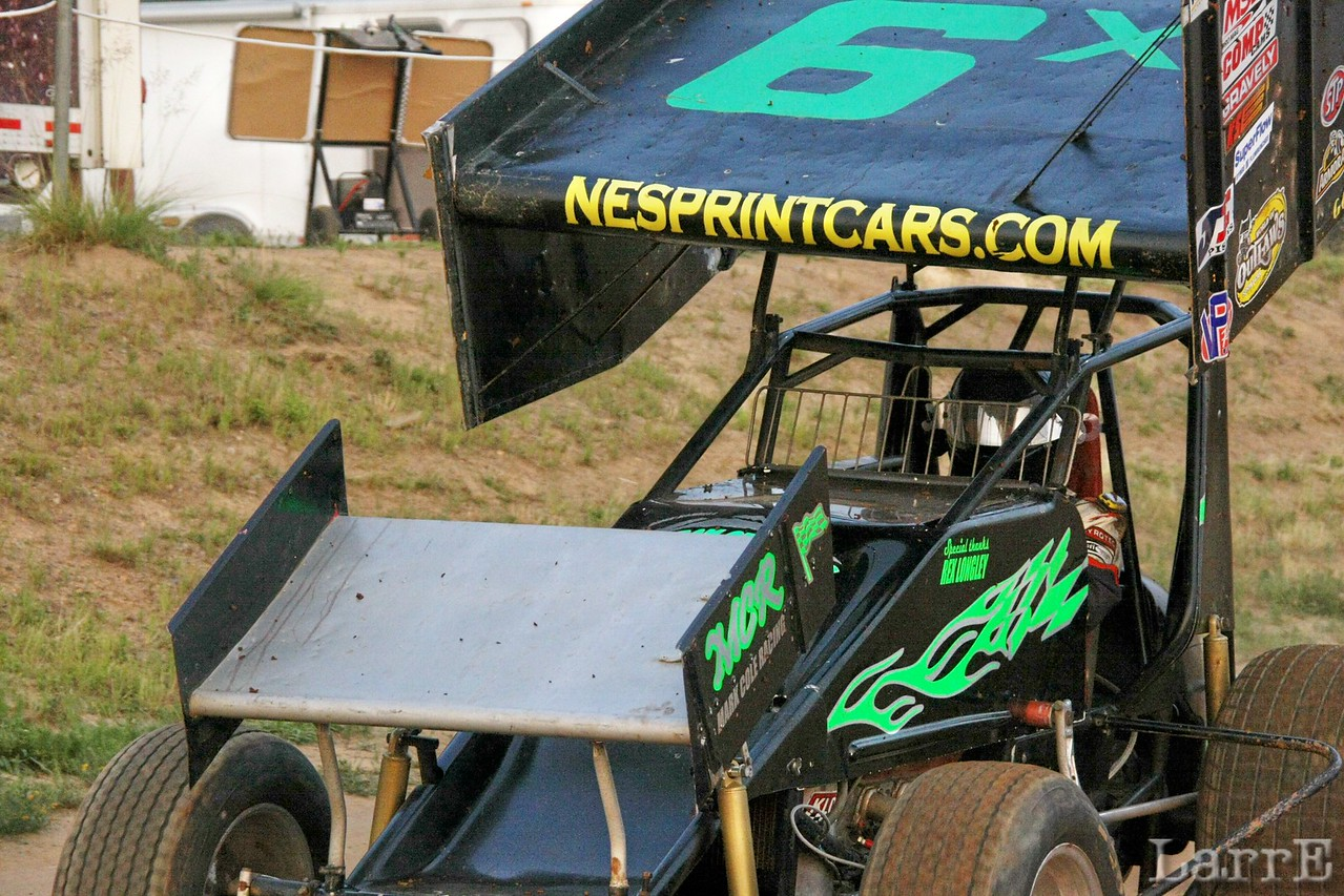 6x Mark Cole qualified 26th
