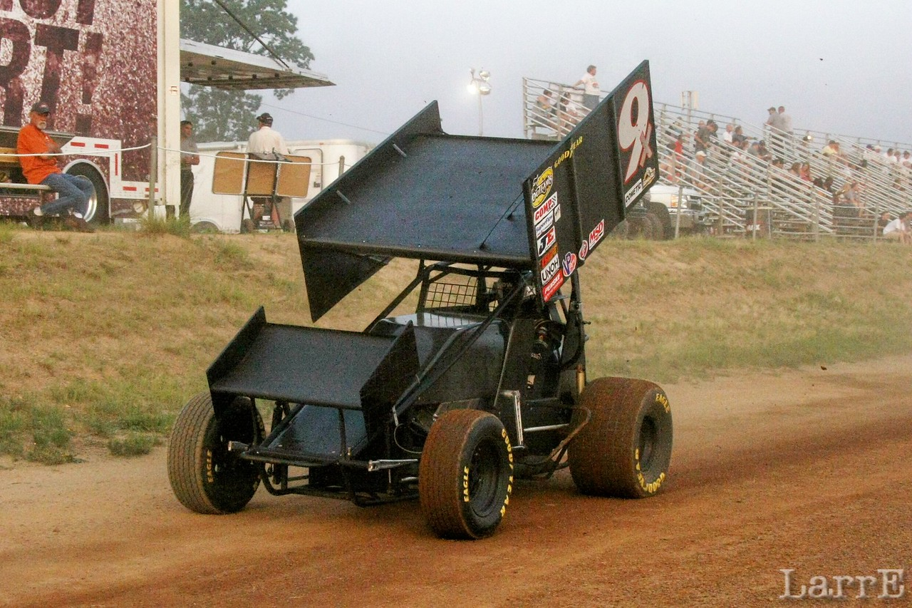 #9x Robby Boswell qualified 29th
