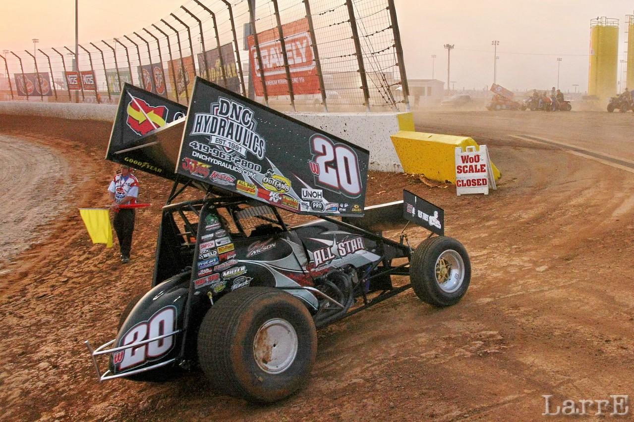 #20w Greg Wilson was 14th