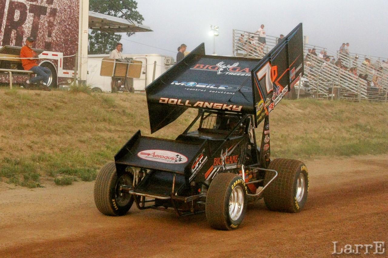 #7 Craig Dollansky was 3rd