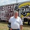 James is the best fan I-77 (Chester, SC) Speedway has