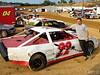#22 Billy Cline drives pro-mini
