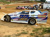 #22 Kenny Peeples races in Fastrak crate class