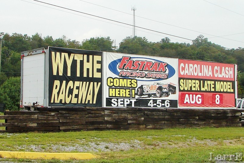 this sign can be seen from I-85