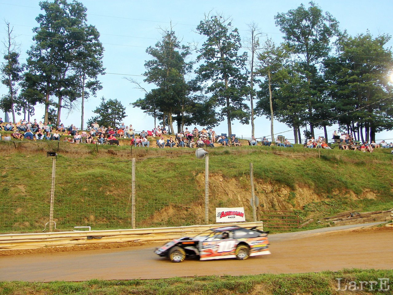 the turn four hill