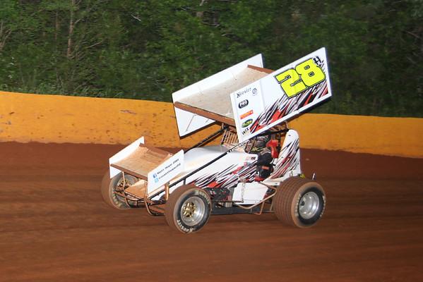 Lancaster, SC May 30, 2015 RaceSaver Sprints