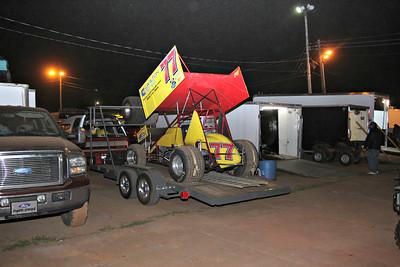 the Leraa ex-NASCAR hauler.
