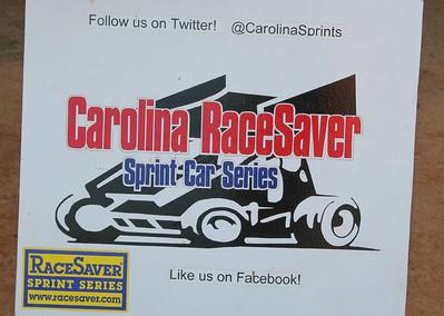 RaceSaver Sprints, Sumter, SC April 2, 2015