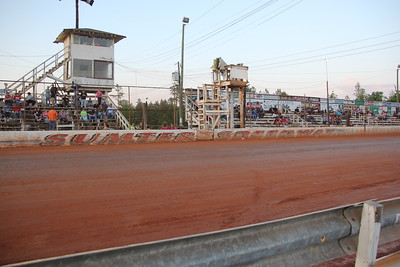 Sumter Speedway in Sumter, South Carolina promoted by the Duke family