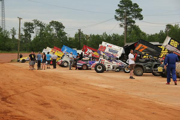 Sumter, SC Speedway July 19, 2014  Sprint Cars