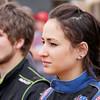 Amanda Quinones micro sprint racer