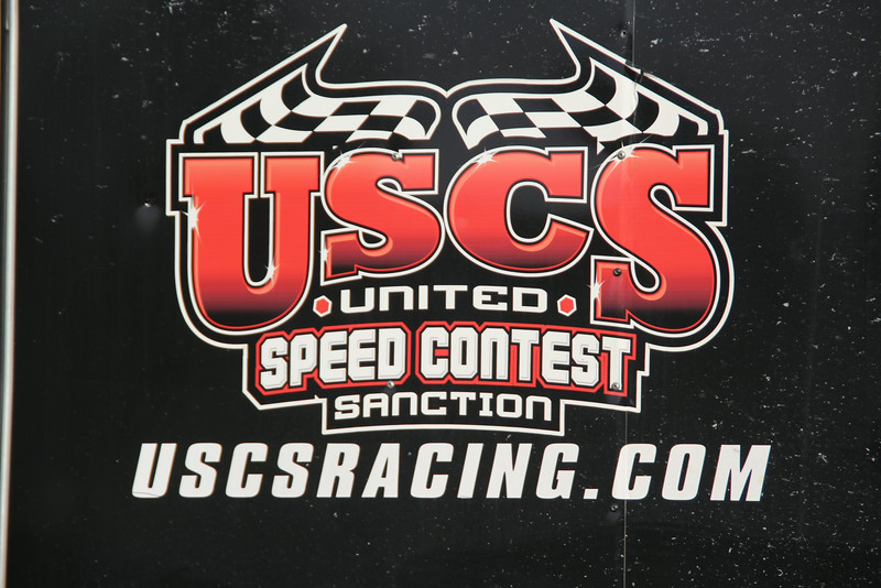 USCS Sprint Cars were at Harris Speedway Aug 30, 2014