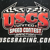 USCS Sprint Cars were at Harris Speedway Aug 30, 2014