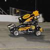 #A10 Terry Gray won the USCS sprint car race