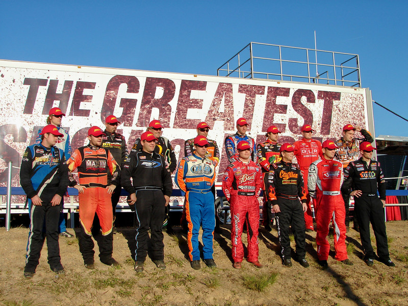 World of Outlaw sprint car drivers