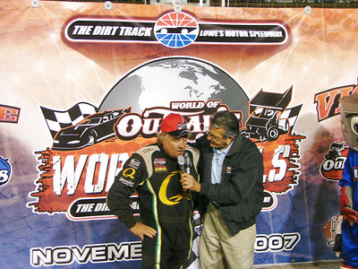 World of Outlaws Victory Lane