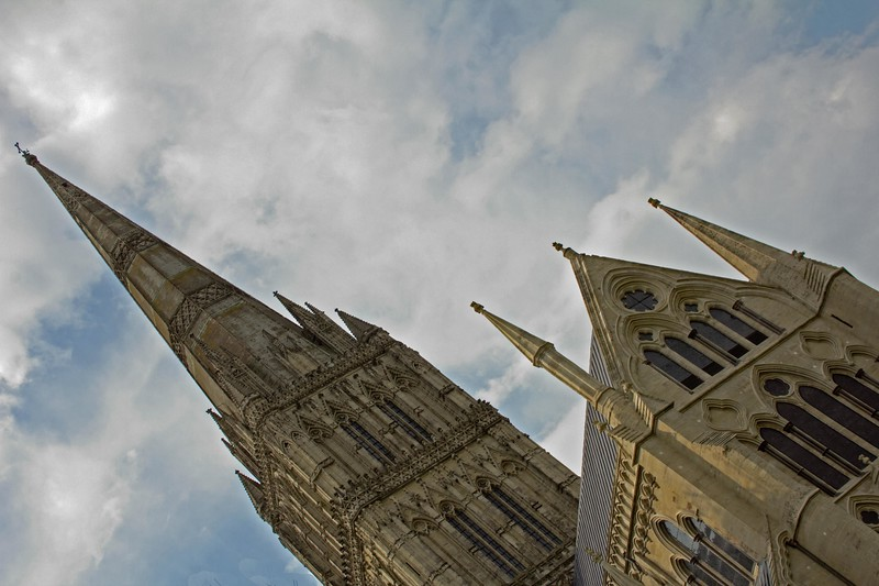 Salisbury Cathedral #1