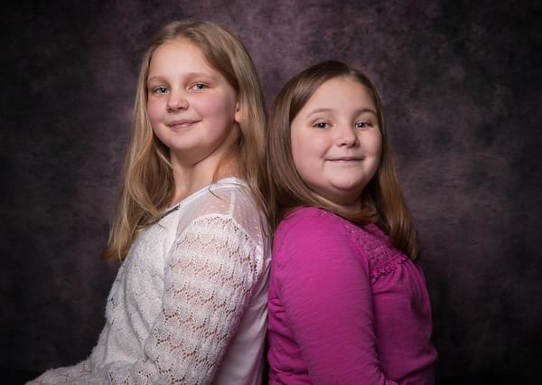 girls lilac
