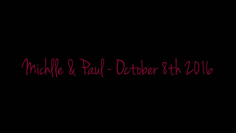 Paul and Michelle slideshow