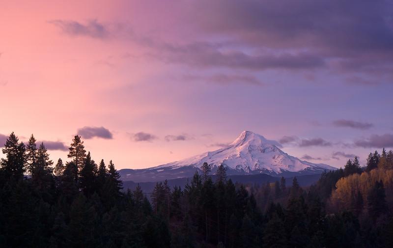 Mt. Hood.