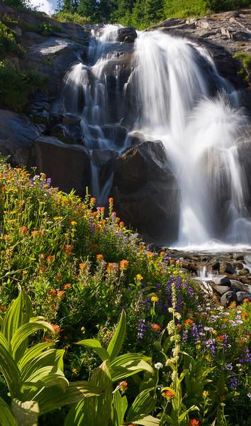 Chinaman's Falls.