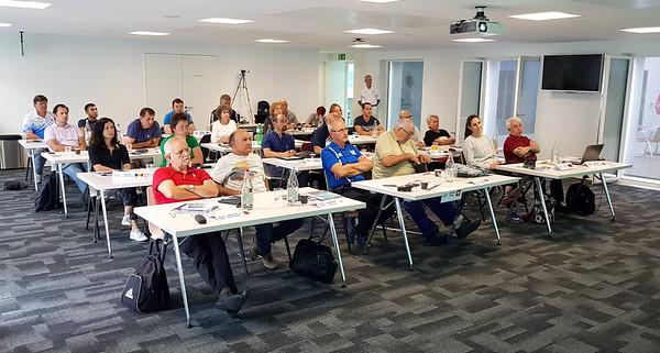 13_PARA-ARCHERY Adaptive Coaches Seminar (21-23 Sept 2018)
