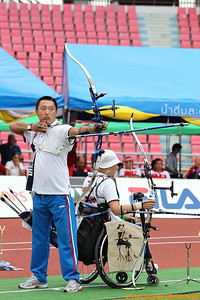 2013 WORLD ARCHERY PARA BANGKOK