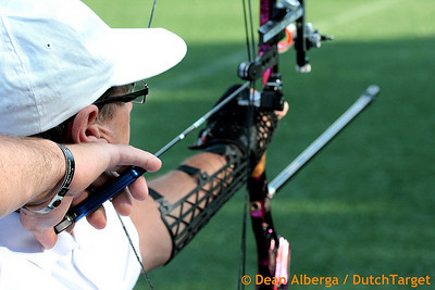 2009 Para Archery Worlds, Nymburk