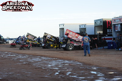 WORLD OF OUTLAWS  4-8-2017