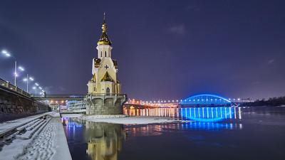 Church of Saint Nicholas on the Water Kiev