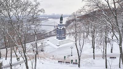 Kiev downtown