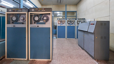 Chernobyl Nuclear Power Plant Reactor 3 Control Room