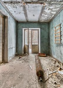 Pripyat dental clinic