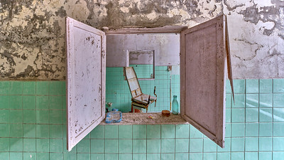 Pripyat child hospital