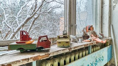 Pripyat Reconstituted kindergarten