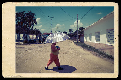 Polaroid Cuba
