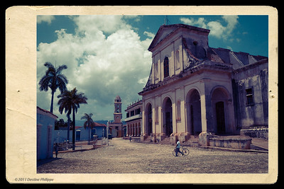 Vues du centre historique de Trinidad
