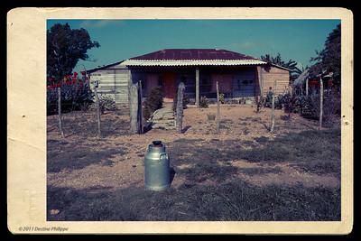 Petite maison à la campagne dans les environs de Camaguey