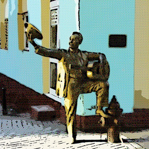 Statut de bronze de Miguel Matamoros