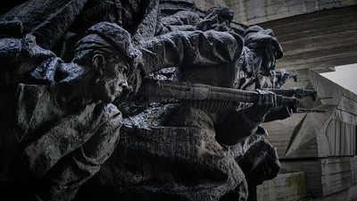 Kiev - The Motherland Monument