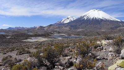 Chungara Parinacota
