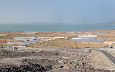 Le lac Afdera