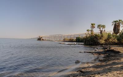 Berges du lac Afdera