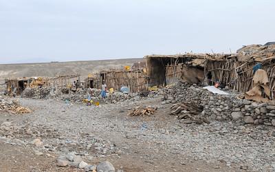 Rue du village d'Ahmed-Ela