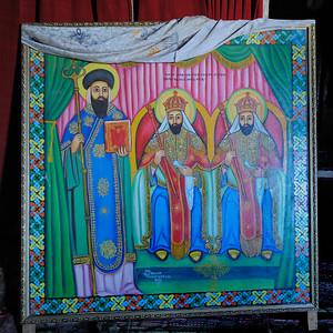 """Eglise d'Abreha et d'Atsheba (les """"frères rois"""")"""