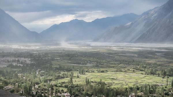 Diskit Monastery area